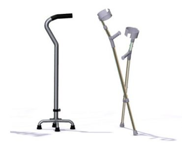 Forearm Crutches vs Cane – Which One To Choose?