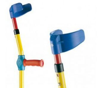 Some Viable Crutches For 5-Year-Old